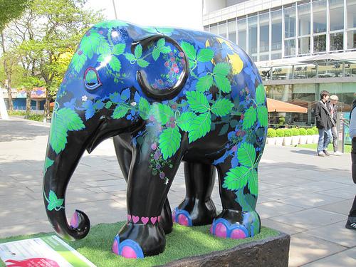 Leafy Elephant