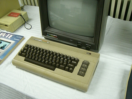 Commodore 64 Computer by wwward0, on flickr