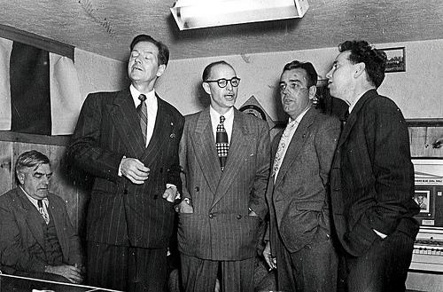 Barbershop Quartet. by Hot Meteor, on flickr